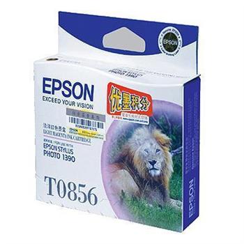 爱普生 EPSON 墨盒 T0856 C13T122680 (淡洋红)