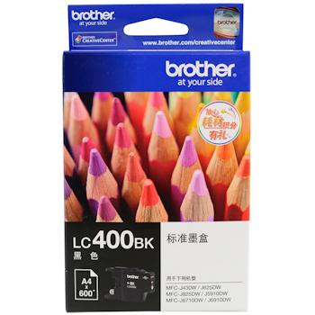 兄弟 brother 墨盒 LC400BK (黑色)