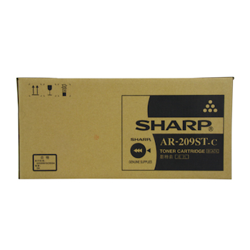 夏普 SHARP 墨粉 AR-209ST (黑色)