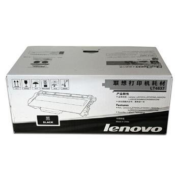 联想 lenovo 墨粉 LT4637 (黑色)