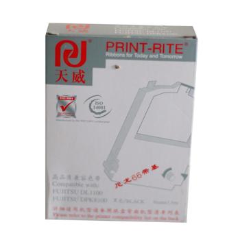 天威 PRINT-RITE 色带框/色带架 FUJITSU-DPK8100/DL1100 RFF007BPRJ (黑色)