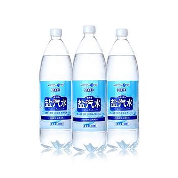 延中 盐汽水 600ml/瓶 20瓶/箱 (东方有线专用)