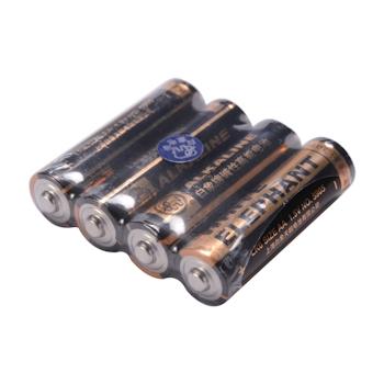 金白象 碱性电池   LR6 5号 4节/卡