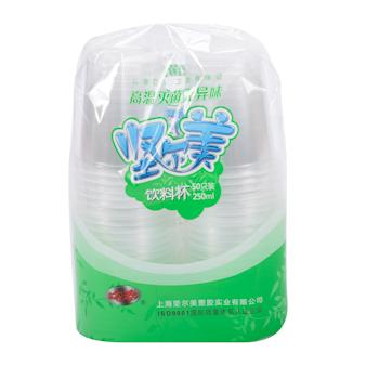 坚尔美 Jem 饮料杯 41121 250ml 50个/袋