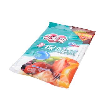 可爱可 加厚保鲜袋 35cm*25cm 140只/包 (特惠装)