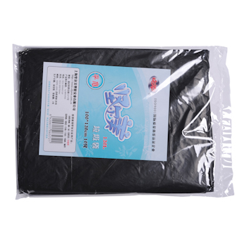 坚尔美 Jem 垃圾袋 100cm*120cm (黑色) 10只/包 30包/箱