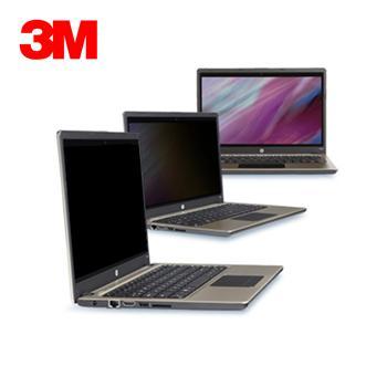 3M 电脑防窥片 PF12.5W9 12.5英寸宽屏 16:9 宽277mmx高156mm