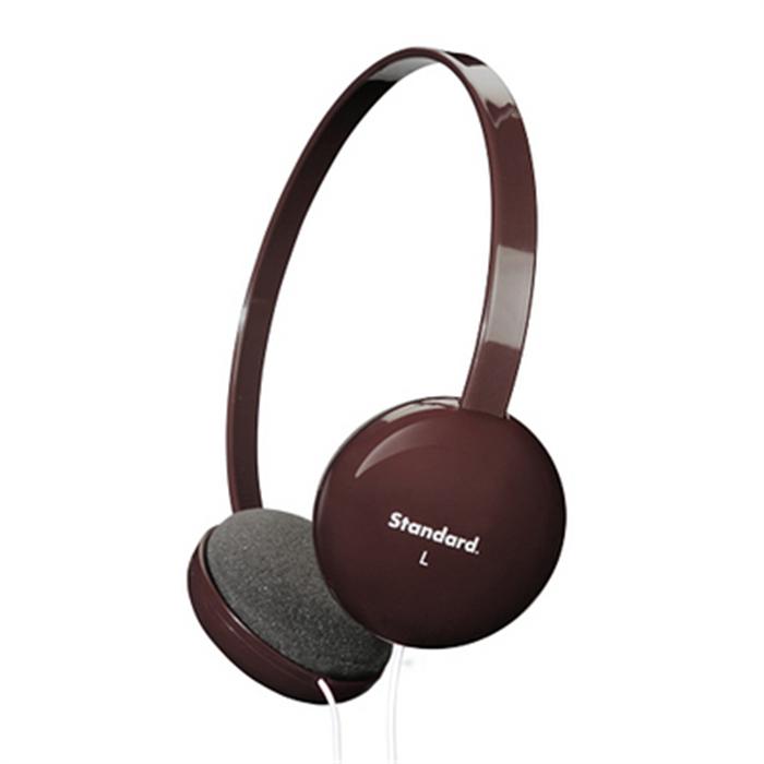 山业 SANWA 头戴式耳机 MM-HPST01BR (咖啡色)