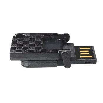 闪迪 SanDisk U盘 CZ53 16GB (黑色) 酷型 棋盘纹