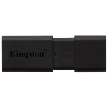 金士顿 Kingston U盘 DT100G3 16GB (黑色) USB 3.0