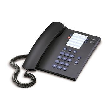 集怡嘉 电话机 HA8000(28) P/TS (2005) (黑色)