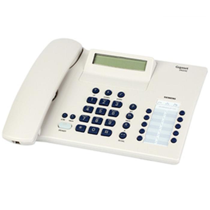 集怡嘉 电话机 HCD8000(4) P/TSD (2025C) (白色)