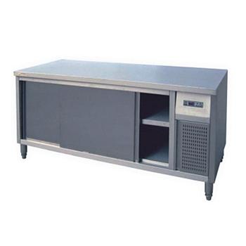 中天 不锈钢打荷台柜 1800*800*800(mm)