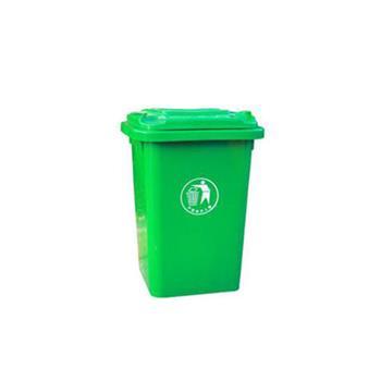 中天 大垃圾桶 80*47*53cm 100L (塑料 带轮子)