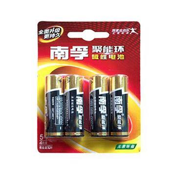 南孚 NANFU 聚能环 碱性电池 LR6AA 5号 (仅限陕西西安)