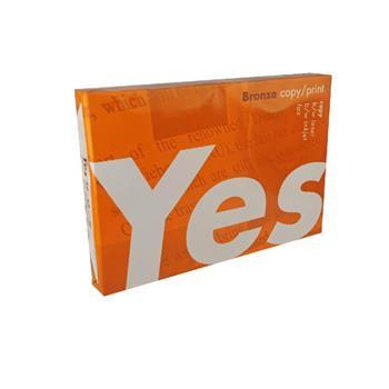 益思 YES (橙)复印纸 A3 70g 500张/包 5包/箱