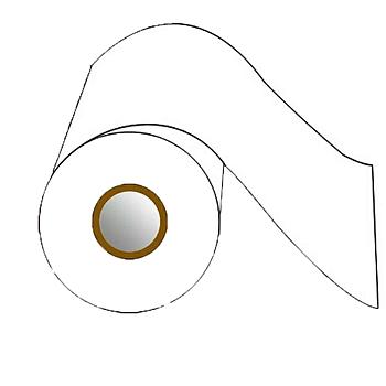 多林 热敏收银纸 57*80mm(48卷/箱) 白色