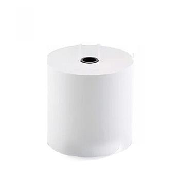多林 热敏收银纸 80*80(48卷/箱) 白色