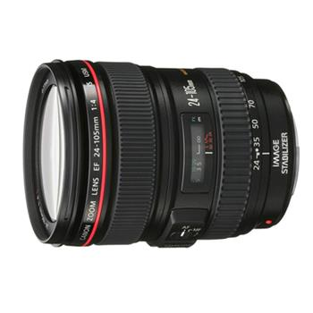 佳能 Canon 佳能 EF 24-105mm f4L IS USM镜头