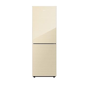 海信 Hisense 电冰箱 BCD-262WTG (金色)