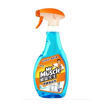 威猛先生 Mr Muscle 玻璃水 500g