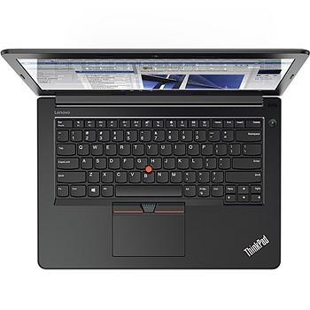 联想 lenovo 笔记本电脑 E470 联想(ThinkPad) E470(20H1001TCD)14英寸笔记本电脑(i5-7200U 8G 256G SSD 2G独显 Win10)黑色