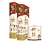 清风 原木纯品卷筒卫生纸 B24C4CP1 3层 270段 12卷/提 10提/箱