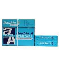 达伯埃 Double A 复印纸 A4 70g  500页/包 8包/箱