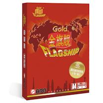 金旗舰 Gold FLAGSHIP 多功能用纸 A4 80g 500张/包