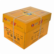 三金 复印纸 B5 80g  500张/包 10包/箱