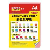 文仪易购 OAEGO 彩色复印纸 A4 80g (10# 大红色) 100张/包 (仅限上海)