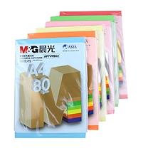 晨光 M&G 彩色复印纸 APYNC397 A4 80g (深红色) 50张/包
