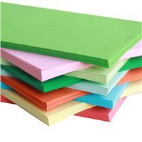 国产 彩色复印纸 A4 80g (深蓝色) 100张/包 (不同批次不同区域有色差,具体以实物为准)