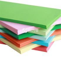 国产 彩色复印纸 A4 80g (深蓝色) 100张/包 (不同批次有色差,具体以实物为准)