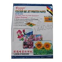 金丝雀 彩色喷墨打印纸 A4 100g  100张/包 10包/箱
