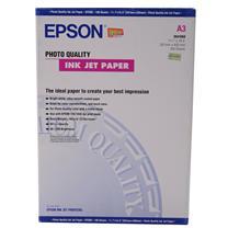 爱普生 EPSON 照片质量喷墨打印纸 S041068 A3 102g 100张/包