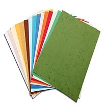 国产 皮纹纸 A4 230g (湖蓝色) 100张/包