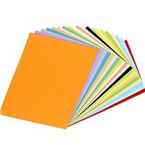 国产 色卡纸 A4 160g (粉红色) 100张/包