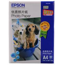 爱普生 EPSON A4优质照片纸 190g S042189 20张/包