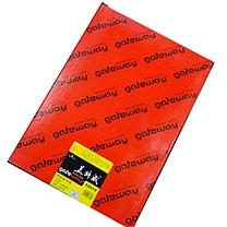 盖特威 gateway 天然描图纸(硫酸纸/制版转印纸) A4 93g 210mm*297mm  250张/包 2包/盒