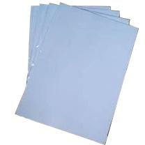 蓝欣乐 UPM 胶版印刷纸 8K 80G 500张/包