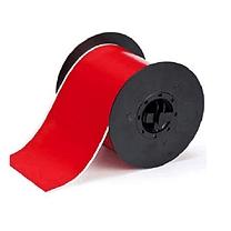 贝迪 BRADY 打印纸-(WB)应用于BBP31/33/35/37等打印机 (红色)