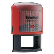 卓达 trodat 办公定制印章 44055 55*35mm(椭圆)  (下单前请与客服沟通您的定制信息)