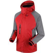 国产 定制冲锋衣 1325 (大红色) (下单前请与客服沟通您的定制信息)