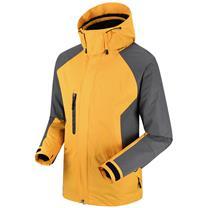 国产 定制冲锋衣 1325 (黄色) (下单前请与客服沟通您的定制信息)