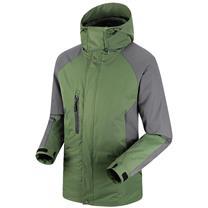 国产 定制冲锋衣 1325 (军绿色) (下单前请与客服沟通您的定制信息)