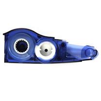 普乐士 PLUS 智慧型滚轮修正带替带 WH-615R 5mm*6m (蓝色) 10个/盒