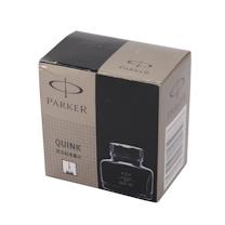 派克 PARKER 标准纯黑墨水 57ml/瓶 (黑色) 12瓶/盒