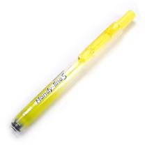 派通 Pentel 按压式荧光笔 SXS15 1.0-3.6mm (黄色) 12支/盒