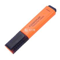 施德楼 STAEDTLER 喷墨隐形荧光笔 364-4 4.8mm (橙色) 10支/盒